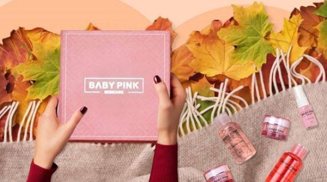 Baby Pink Sensitif Series