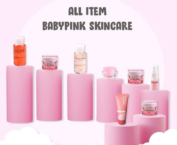 Baby Pink Skincare
